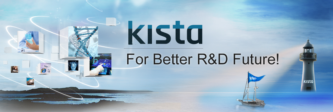 KISTA For Better R&D Future!